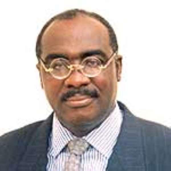 Papa Owusu Ankomah joins race for NPP presidential mantle